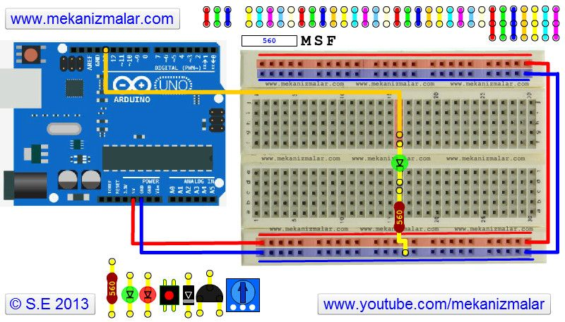 arduino circuit designer rh mekanizmalar com  arduino circuit diagram maker download