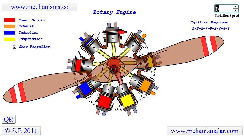rotary engine rh mekanizmalar com Rotary Engine How It Works Rotary Engine Animation